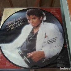 """Discos de vinilo: MICHAEL JACKSON-THRILLER 12""""LP PICTURE DISC. Lote 295749773"""