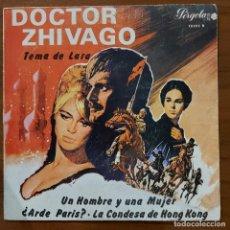 Discos de vinilo: DOCTOR ZHIVAGO - TEMA DE LARA. Lote 295750763
