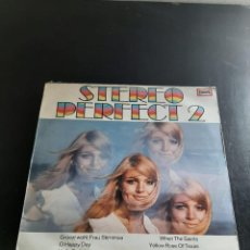 Discos de vinilo: STEREO PERFECT 2. Lote 295757013