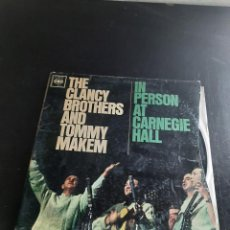 Discos de vinilo: THE CLANCY BROTHERS AND TOMMY MAKEM. Lote 295757053