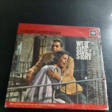 Discos de vinilo: WEST SIDE STORY. Lote 295757148