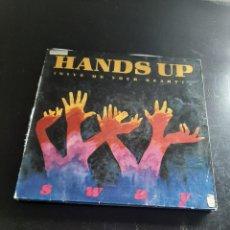 Discos de vinilo: HANDS UP. Lote 295757168