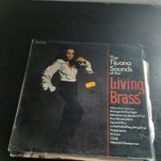 Discos de vinilo: LIVING BRASS. Lote 295757198