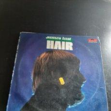 Discos de vinilo: JAMES LAST HAIR. Lote 295757208