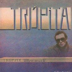 Discos de vinilo: TRUPITA - CON ACENTO EN LA U / LP FONOGRAM DE 1984 / MUY BUEN ESTADO RF-10695. Lote 295775928