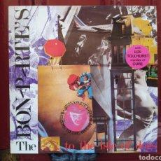 Discos de vinilo: THE BONAPARTE'S–WELCOME TO THE ISLE OF DOGS. LP VINILO EDICIÓN DE 1986. PERFECTO ESTADO.. Lote 295779953