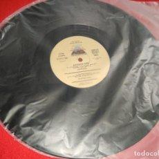 Discos de vinilo: AVIADOR DRO EL COLOR DE TUS OJOS AL BAILAR/TEJIDOS +1 12'' MX 1984 NEON DANZA MOVIDA SOLO VINILO. Lote 295788778