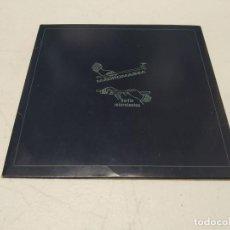 Discos de vinilo: MACROMASSA - DARLIA MICROTÓNICA- EDICION 1978. Lote 295791203