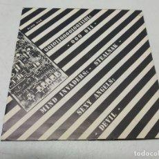 Discos de vinilo: ONDA 400-- 7 SINGLE--- RAREZA EXPERIMENTAL. Lote 295791513