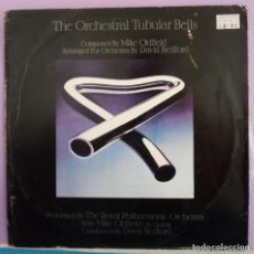 Discos de vinilo: THE ORCHESTRAL TUBULAR BELLS - THE ROYAL PHILHARMONIC ORCHESTRA - MIKE OLDFIELD. Lote 295796848