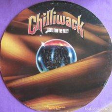 Discos de vinilo: CHILLIWACK: LIGHTS FROM THE VALLEY. SENSACIONAL POP ROCK CANADIENSE. PROMOCIONAL. ORIGINAL U.S.A.. Lote 295797908