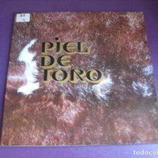 Discos de vinilo: LOS RELAMPAGOS – PIEL DE TORO - LP RCA PROMO 1971 - POP ROCK BEAT 60'S 70'S - LEVE USO. Lote 295803353