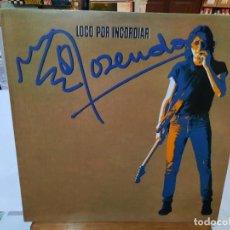Discos de vinilo: ROSENDO - LOCO POR INCORDIAR - LP. SELLO RCA 1985. Lote 295806843