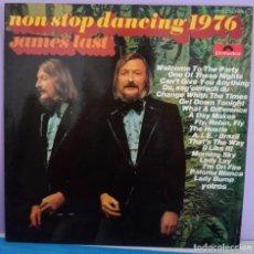 Discos de vinilo: JAMES LAST - NON STOP DANCING 1976. Lote 295807238