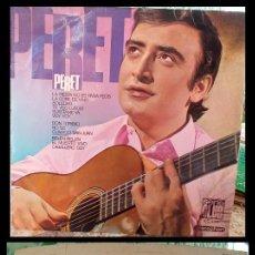 Discos de vinilo: D. LPS. PERET Y SUS GITANOS.. Lote 295808833