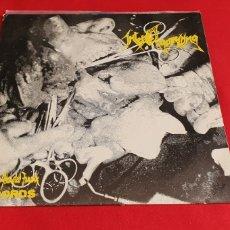 Discos de vinilo: DISCO VINILO INTENSE AGONIZING ROCK MMI 013 #33 RPM. Lote 295809778