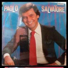 Discos de vinilo: D. LPS. PAOLO SALVATORE. 1982.. Lote 295810143