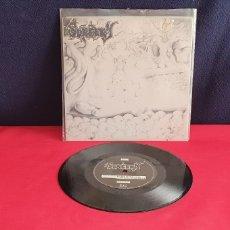 Discos de vinilo: SORCERY RIVERS OF THE DEAD THE RITE OF SCARIFICE. Lote 295813398