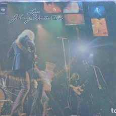 Discos de vinilo: JOHNNY WINTER AND LIVE LP GATEFOLD 1971. Lote 295820928