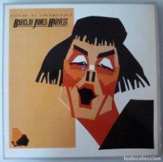 Discos de vinilo: BARCLAY JAMES HARVEST - VICTIMS OF CIRCUMSTANCE (LP POLYDOR 1984 ESPAÑA) MUY BUEN ESTADO. Lote 295820998