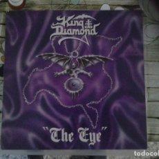 Discos de vinilo: KING DIAMOND-1º EDICION EUROPEA 1990-THRASH, HEVY METAL, HARD ROCK. Lote 295821068