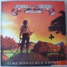Discos de vinilo: BARCLAY JAMES HARVEST - TIME HONOURED GHOST (LP POLYDOR 1984 ESPAÑA) MUY BUEN ESTADO. Lote 295821088