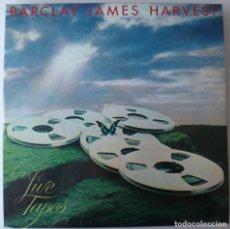 Discos de vinilo: BARCLAY JAMES HARVEST - LIVE TAPES (DOBLE LP POLYDOR 1979 ESPAÑA) MUY BUEN ESTADO. Lote 295821173