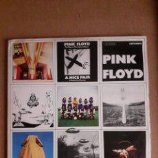 Discos de vinilo: PINK FLOYD. A NICE PAIR. 2 LP. GATEFOLD. 1974 ESPAÑA. J148-50.203/4. DISCOS Y CARÁTULA VG++ VG++. Lote 295822188