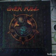 Discos de vinilo: OVERKILL-HORRORSCOPE -EDICION 2 DE SEPTIEMBRE ALEMANIA1991-THRASH, HEVY METAL, HARD ROCK. Lote 295826438