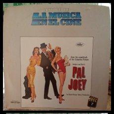 Discos de vinilo: D. LPS. HISTORIA DE LA MUSICA EN EL CINE. 1982.. Lote 295827943