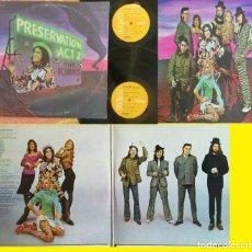 Discos de vinilo: THE KINKS - PRESERVATION ACT 2 1974 - DOBLE LP, EDIC USA RCA , VINILOS IMPECABLE !. Lote 295830338