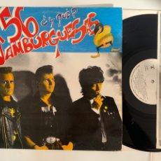 Discos de vinilo: LP 56 HAMBURGUESAS ¿Y QUE? DE 1990. Lote 295831198