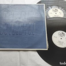 Discos de vinilo: DOUBLE YOU – DOUBLE MIX-LP-ESPAÑA-DOBLE LP. Lote 295835468