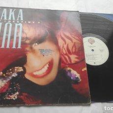 Discos de vinilo: CHAKA KHAN – DESTINY-LP-ESPAÑA-1986-. Lote 295836848