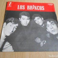 """Discos de vinilo: BRINCOS, LOS, LP, DANCE """"THE PULGA"""" + 11, AÑO 1964. Lote 295840308"""