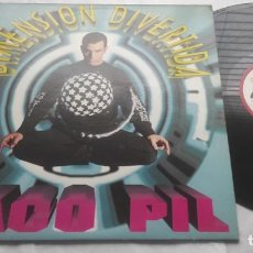 Discos de vinilo: PACO PIL – DIMENSIÓN DIVERTIDA-MAXI-ESPAÑA-1994-. Lote 295851273