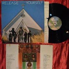 Discos de vinilo: GRAHAM CENTRAL STATION 73 !! 2º LP, LARRY GRAHAM, KILLER..SOUL FUNKY !! 1ª ORIG EDIT USA, EXC. Lote 153182094