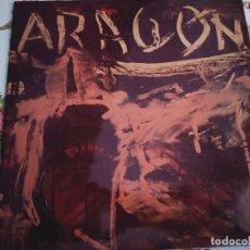 Discos de vinilo: ARAGON - 1984. LABORDETA, LA BULLONERA, ORTIZ / BENET,J.L FATAS.....(2 X LP).NUEVO.MINT / NEAR MINT. Lote 295874588