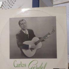 Discos de vinilo: CARLOS GARDEL . LP 10 PULGADAS . 1958 ODEON. Lote 295877683