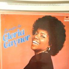Discos de vinilo: VINILO- LO MEJOR DE GLORYA GAYNOR. Lote 295877718