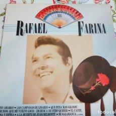 Discos de vinilo: RAFAEL FARINA – ANTOLOGÍA DE LA CANCIÓN ESPAÑOLA 18. 056 79 0031 1.(LP). NUEVO. MINT / NEAR MINT. Lote 295878748