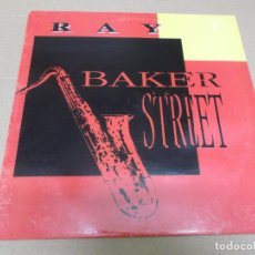 Discos de vinilo: RAY (MAXI) BAKER STREET (2 TRACKS) AÑO – 1992. Lote 295879843