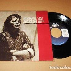 Discos de vinilo: MICHAEL JACKSON - I JUST CAN'T STOP LOVING YOU - SINGLE - 1987 - IMPORT USA. Lote 295880728