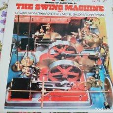 Discos de vinilo: GÉRARD BADINI / RAYMOND FOL / MICHEL GAUDRY / SONNY PAYNE .1977. VOL. 2.(LP). NUEVO. MINT / MINT. Lote 295881888