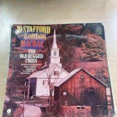 Discos de vinilo: JO STAFFORD AND GORDON MACRAE. Lote 295885418