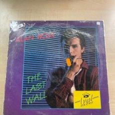 Discos de vinilo: THE LAST WALL. Lote 295885703