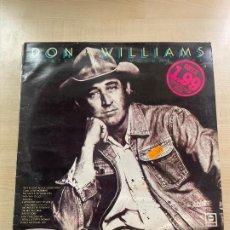 Discos de vinilo: DON WILLIAMS. Lote 295885738