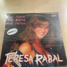 Discos de vinilo: TERESA RABAL. Lote 295885878