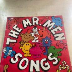 Discos de vinilo: THE MR. MEN SONGS. Lote 295885928