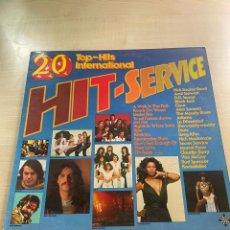 Discos de vinilo: HIT SERVICE. Lote 295886488